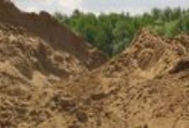 Песок. Гравий. Котелец
